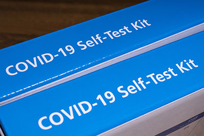 COVID Manager | Self test Kits